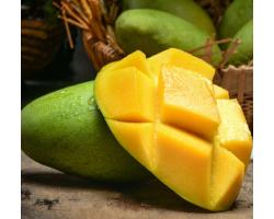 水果芒果生鲜新鲜水果 2斤装