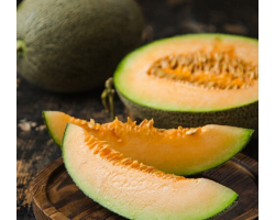 新疆哈密瓜西州蜜25号10斤/箱 新鲜水果蜜瓜香瓜甜瓜网纹瓜