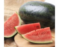 黑美人西瓜 1粒装 单果3kg以上 新鲜水果