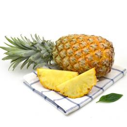 云南香水小菠萝 带皮凤梨当季现摘 新鲜水果金波萝