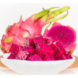 越南红心火龙果 进口水果红肉火龙果
